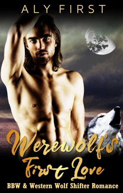 One of the earlier covers with an attempt at a different pen name to look more like a romance author. As for my 'Western wolf shifter' I come from cowboy country in rural California. My grandfather was a cowboy and a rancher. This is my world. What can I say?