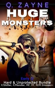 huge monsters 4 c