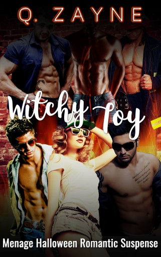 Witchy Toy 4